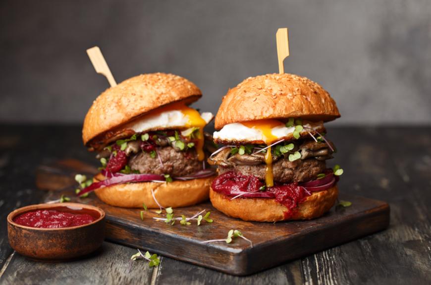 Irvine's Best Burgers